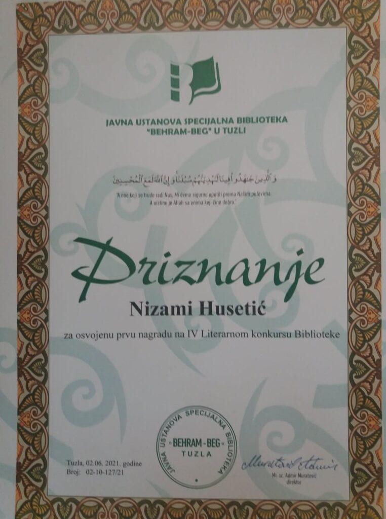 Nizama Husetić